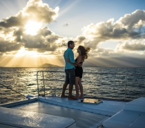 "A ""must do"" when visiting Port Douglas is to relax with a Sunset Sail on board a first class sailing catamaran."