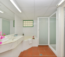 Tropical Studio Apartment - Bathroom