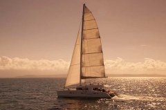 Aquarius sailing