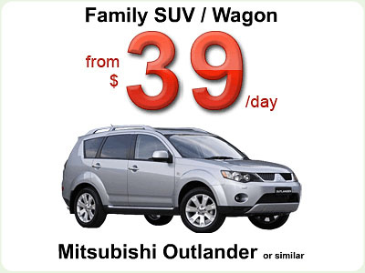 Awesome Rental Wagons And SUVs