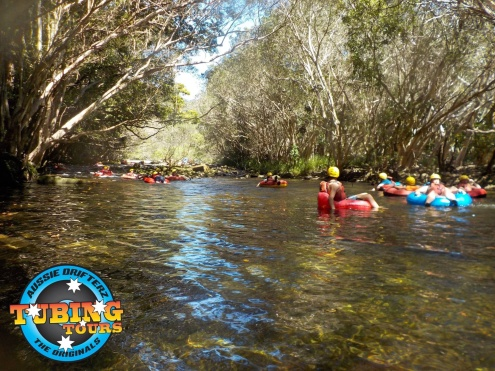 Half Day River Tubing Behana Gorge / Mulgrave River