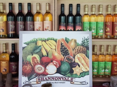 Discover The Taste of Delicious Tropical Fruit Wine