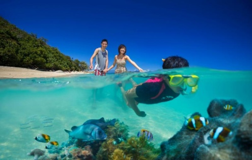 5 or 6 night Cairns & Fitzroy Island Fun Package