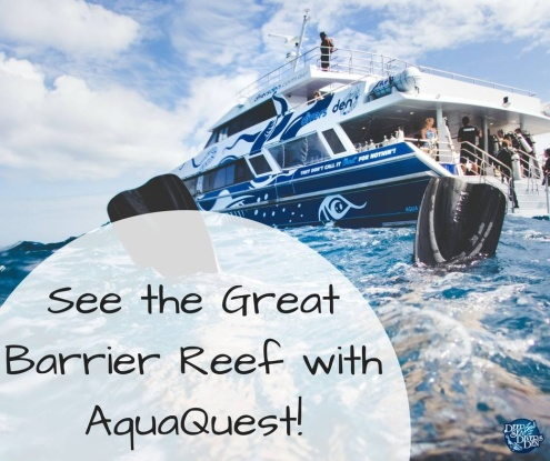 WELCOME ABOARD AQUAQUEST