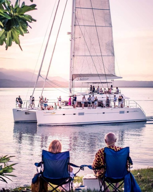 SAILAWAY SUNSET SAIL TOUR