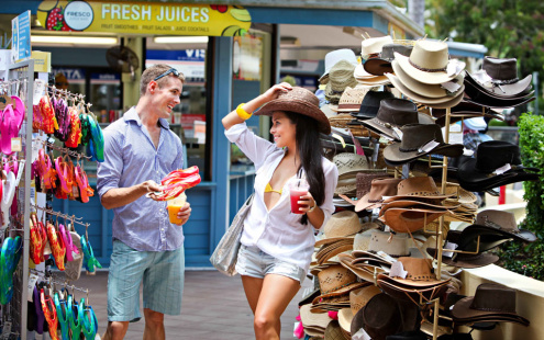 Visit the Port Douglas Sunday Markets