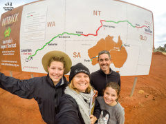 100 Reasons to Experience the Outback Way