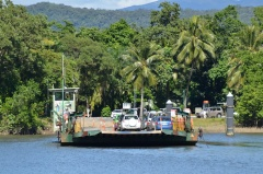 Daintree Ferry 'Early Bird' Trial