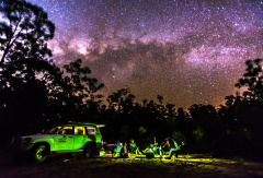 4WD and Camping or Premium Guided Tours